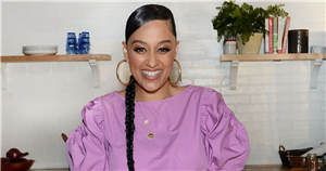 Tia Mowry Opens Up About Motherhood and Making Memories in the Kitchen