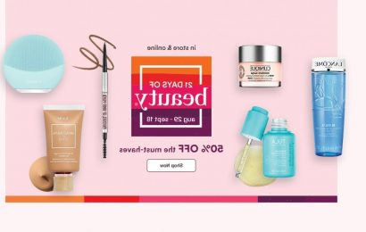 Ulta 21 Days of Beauty Sale — Take 50% Off Benefit, Clinique and More