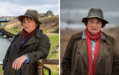 Vera star Brenda Blethyn on change to 'iconic' character 'Looked like a Yeti'