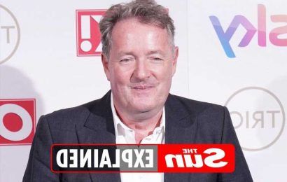 What is Piers Morgan's new job?