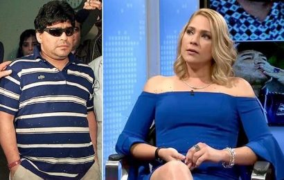 Woman claims Diego Maradona seduced her when she was 16