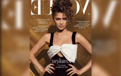 Zendaya splurged on a yellow diamond Bulgari ring: 'My treat-myself'