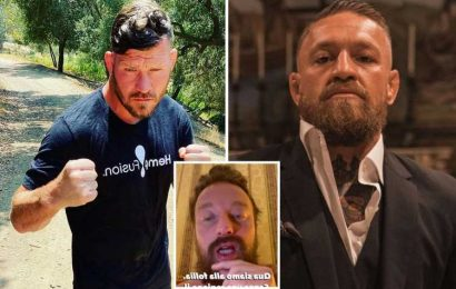 'No-one likes a bully' – UFC legend Michael Bisping slams Conor McGregor over alleged Italian DJ attack