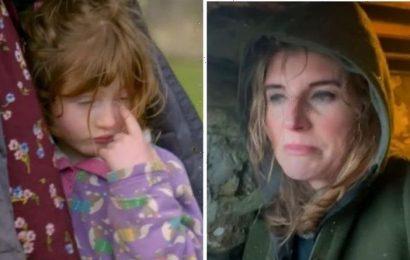 Amanda Owen in tears as children bid farewell to beloved pet 'All really upset'