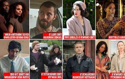 BBC shares details on eight 'genre-busting' new dramas it has lined up