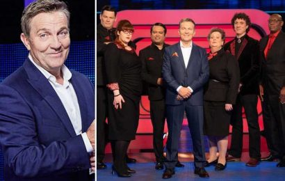 Bradley Walsh reveals the most 'hopeless' chaser – and even teases spin-off show about their rivalry