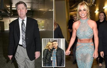 Britney Spears 'will order father and security manager to be deposed'