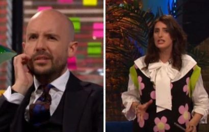 Channel 5 ban on Yorkshire TV savaged by Channel 4 hosts: 'Bunch of twonks!'