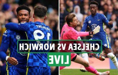 Chelsea vs Norwich LIVE REACTION: Mount hits HAT-TRICK as Prem leaders batter basement side at the Bridge – latest