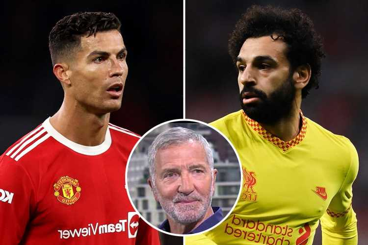 Cristiano Ronaldo is 'on another level' to Mo Salah, says Souness ahead of Man Utd's home clash against Liverpool