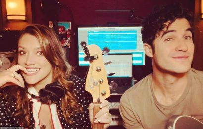 Darren Criss Brags About 'Ultimate Collab' With Wife Mia as He Announces Pregnancy