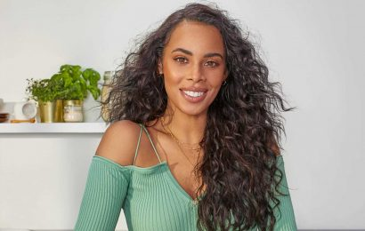 From Rainbow Wraps to Thai Green Curry, Rochelle Humes reveals her favourite recipes