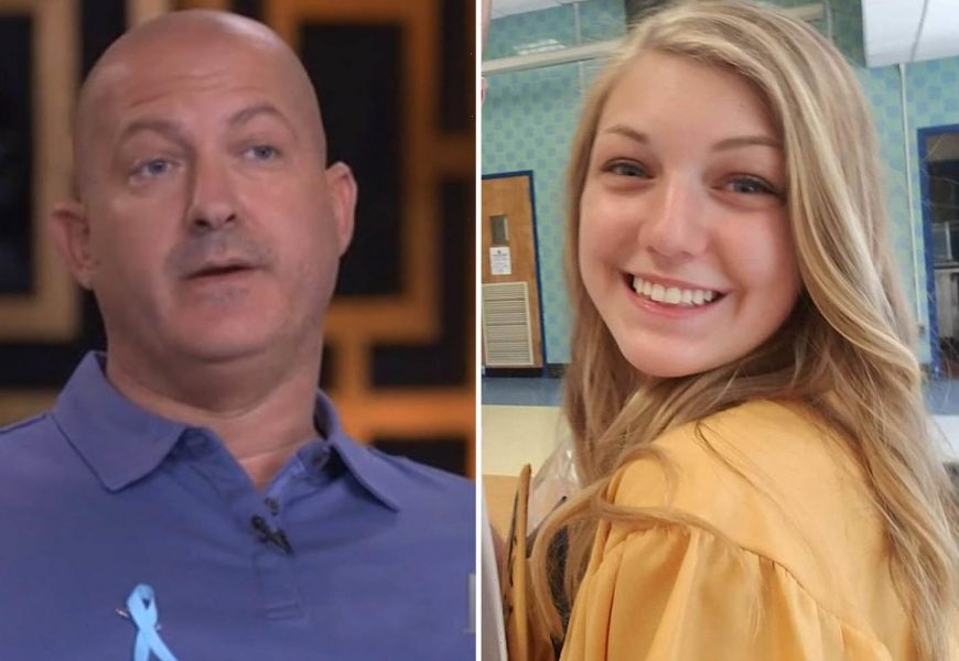 Gabby Petito's father shared haunting posts about protecting his daughter from bad boyfriends before she was killed