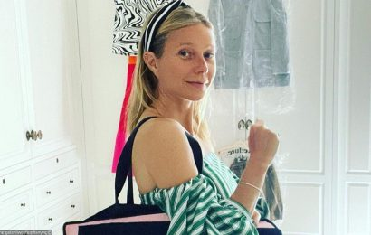 Gwyneth Paltrow Avoids Alcohol After She's Scolded by Doctor Following Covid-19 Battle