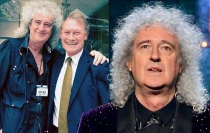 'I fear this country is falling to pieces' Brian May leads tributes to MP Sir David Amess