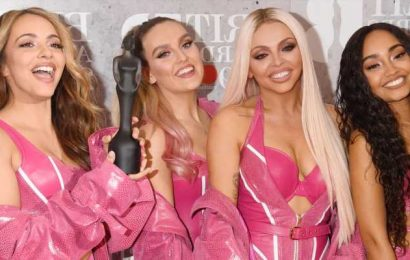 Jesy Nelson Reveals Where She Currently Stands With The Girls In Little Mix