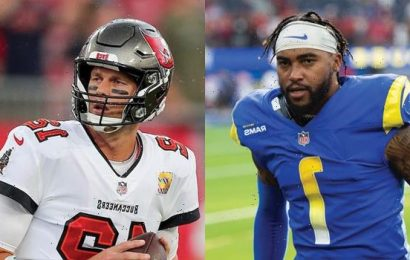LA Rams Wide Receiver DeSean Jackson Reveals Why Playing With Tom Brady Would Be A 'Dream'