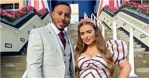 MAFS UK's Amy and Love Island's Aaron spark romance rumours as they put on cosy display