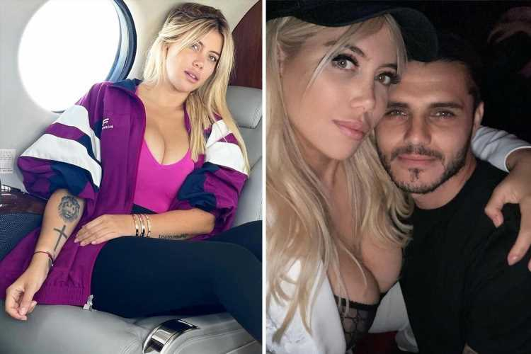 Mauro Icardi 'will only return to PSG if Wanda Nara accepts his four demands including DELETING her Instagram account'