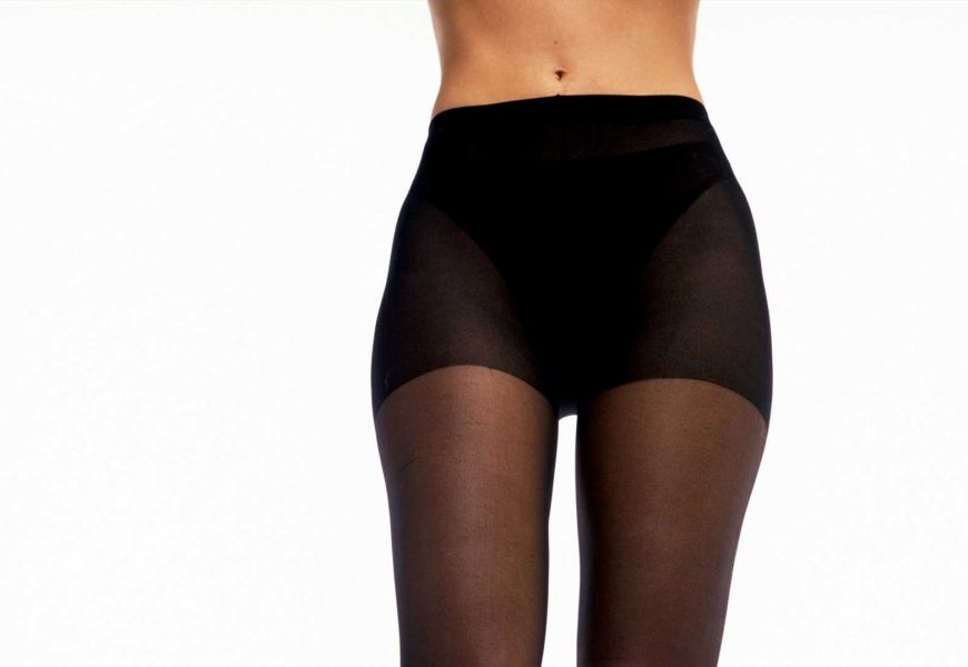 Mum sparks fierce debate with tights-and-pants question – and many are stunned she even asked