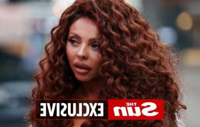 'Nervous' Jesy Nelson told to limit social media as she prepares for debut solo TV appearance on The Graham Norton show
