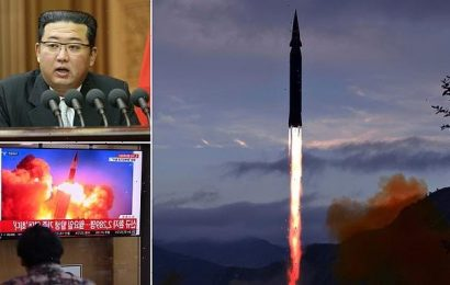 North Korea accuses UN of 'double standards' over missile tests
