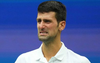Novak Djokovic set to be BANNED from Australian Open with unvaccinated tennis players not allowed into country