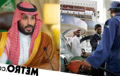 Oil-rich Saudi Arabia pledges to go green by 2060 ahead of Cop26 summit
