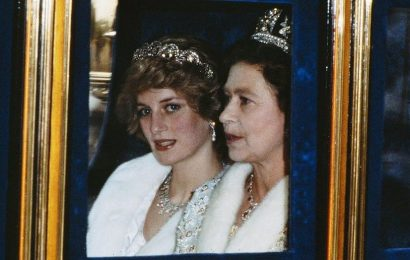 Queen Elizabeth 'was sympathetic' to Princess Diana during royal's rocky marriage to Prince Charles: author