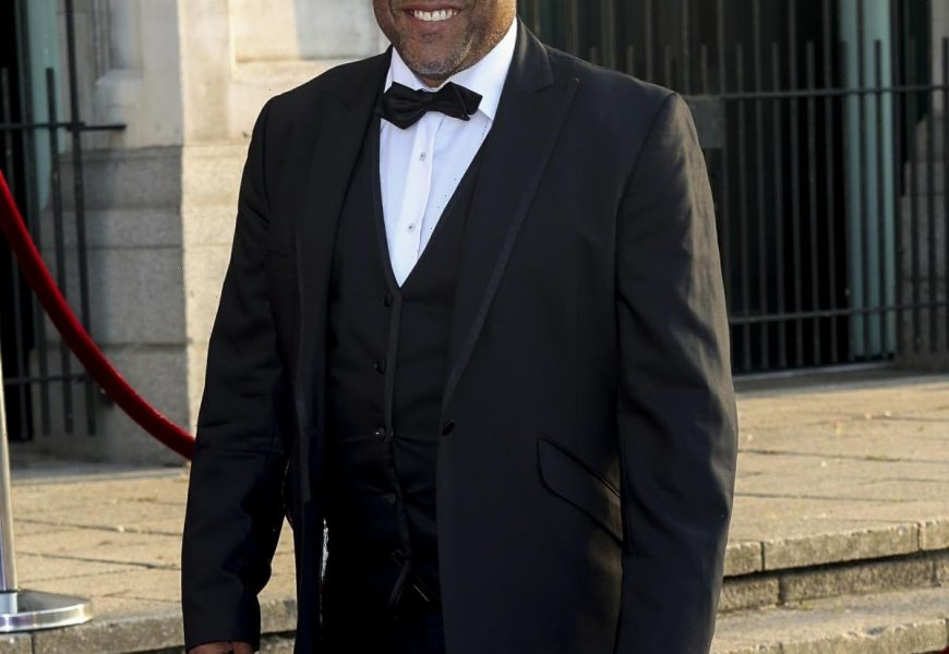 Retired footballer John Barnes has thoughts on the Sussexes & royal racism