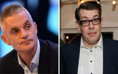 Richard Osman mocked BBC impartiality stance with cheeky 'I will never be silenced' jibe
