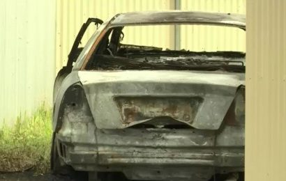 SA woman with COVID-19 suspected victim of car fire