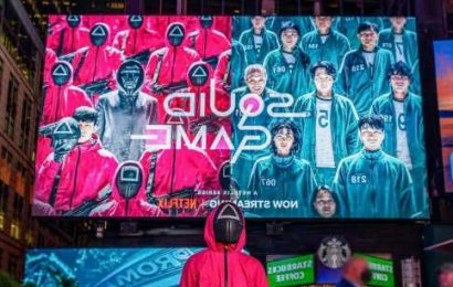 'Squid Game': K-Drama Generates Millions in Value for Netflix