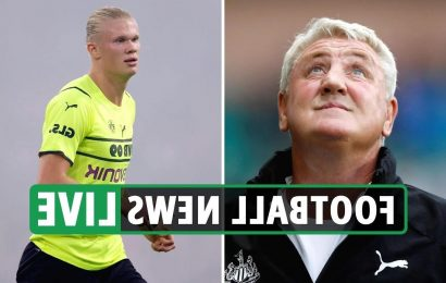 Steve Bruce 'was nicknamed Mike Bassett by Newcastle players', Haaland to Chelsea transfer hinted at by Tuchel