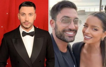 Strictly's Giovanni Pernice denies any wrongdoing as he breaks silence on split from Maura