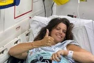Sun columnist Deborah James gives update from her hospital bed after second septic infection
