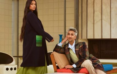 Tan France Debuts a Gender-Neutral Coat Collection
