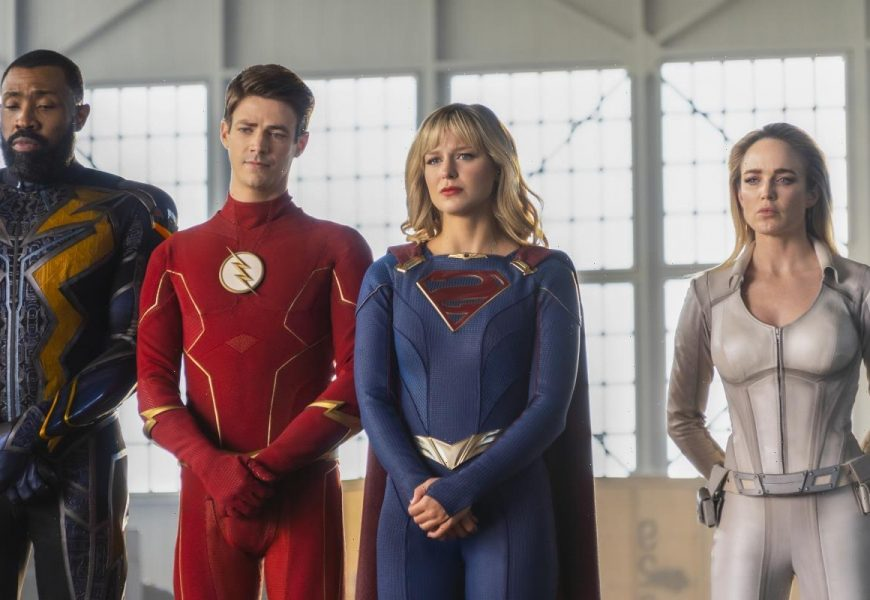 'The Flash' Season 8 Trailer Features Barry's Return to the Hall of Justice in 'Armageddon'