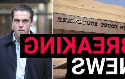 Towie's Lewis Bloor acquitted as £3million diamond fraud trial collapses