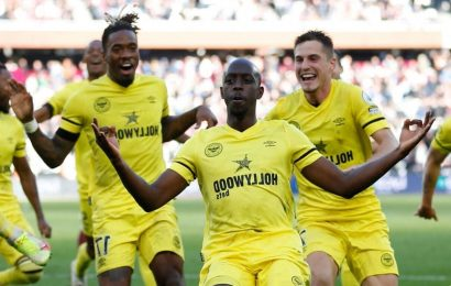 West Ham 1 Brentford 12: Jarrod Bowen earns Hammers a point after Bryan Mbeumo strike for high-flying Bees