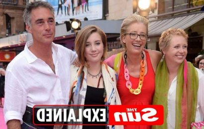 Who was Greg Wise's sister Clare Wise?