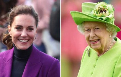 Why Queen Elizabeth II Sees Duchess Kate as a Royal 'Team Player'